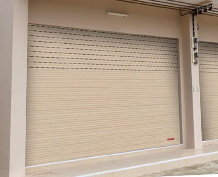 Cửa Cuốn Đức 10 - QUANG TIẾN DOOR - Cửa Nhôm Xingfa, Cửa Cuốn Công Nghệ  Đức, Cửa Đài Loan