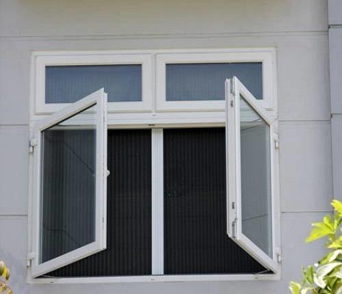 cửa sổ mở